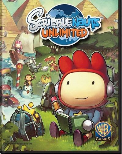 涂鸦冒险家:无限 Scribblenauts Unlimited