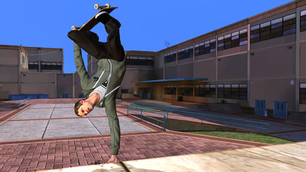 【原生】托尼霍克滑板 Tony Hawk's Pro Skater HD  for Mac