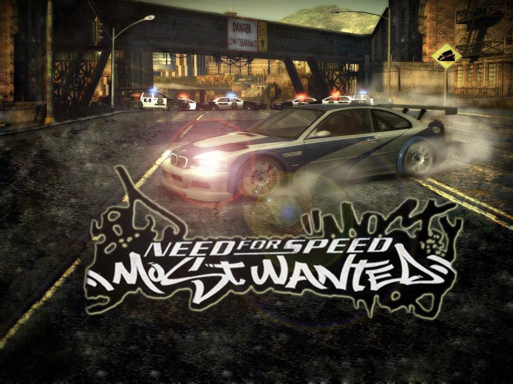 极品飞车9:最高通缉 Need For Speed:Most Wanted for Mac